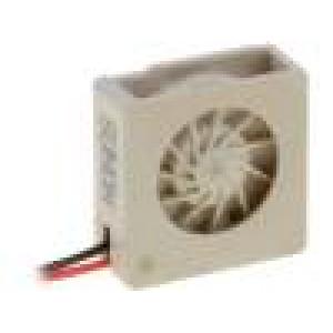 Ventilátor 3VDC 9x9x3mm 0,07m3/h 4,3dBA Vapo 280mW 2-3,5V