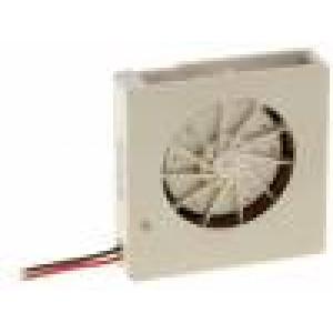 Ventilátor 3VDC 15x15x3mm 0,27m3/h 23,6dBA Vapo 100mW