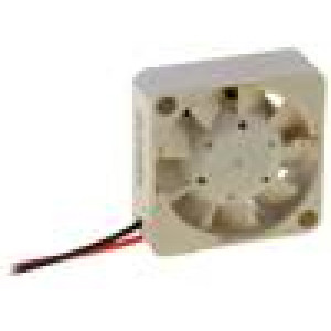 Ventilátor 3VDC 10x10x3mm 0,21m3/h 6,8dBA Vapo 290mW