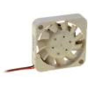 Ventilátor 3VDC 15x15x3mm 0,53m3/h 20,2dBA Vapo 100mW