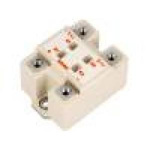 Řiditelný usměrňovací můstek 1,2kV 40A SEMIPONT2