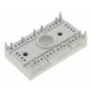 Tyristorový modul 1,2kV 29A SEMITOP3