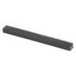 Zásuvka kolíkové zásuvka PIN:80 přímý 1,27mm SMT 2x40 1A