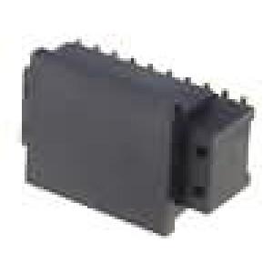 Zásuvka kolíkové zásuvka PIN:20 přímý 1,27mm SMT 2x10