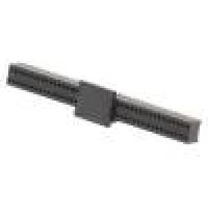 Zásuvka kolíkové zásuvka PIN:80 přímý 1,27mm SMT 2x40
