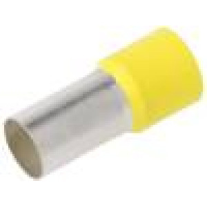 Trubičková koncovka izolovaná měď Izolace polypropylén 70mm2