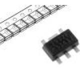 SCT2932F Driver LED controller 1A Kanály:1 SOT89-5 5-33V