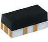 Relé jazýčkové SPST-NO Ucívky:3VDC 0,5A max170VDC max170VAC