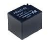 Relé elektromagnetické SPDT Ucívky:24VDC 40A automobilová