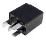 Relé elektromagnetické SPST-NO Ucívky:24VDC 25A automobilová