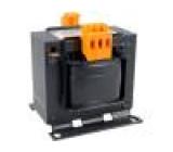 Transformátor síťový 200VA 400/230VAC 24V konektor svorkovnice