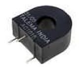 Proudový transformátor 15A Transformační poměr:1000:1 100Ω