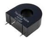 Proudový transformátor 50A Transformační poměr:1000:1 100Ω