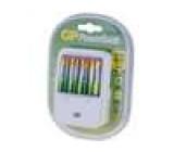 Nabíječka pro akumulátorové baterie Ni-MH Rozměr AA AAA