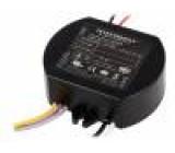 Zdroj pro LED diody 19-37V 700mA 90-305VAC IP66 78,2x62x27mm