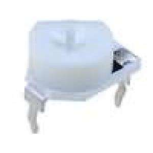 Trimr jednootáčkový ležatý 10kΩ 200mW ±25%