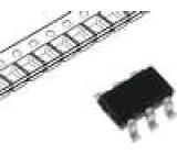 MTCH101-I/OT Kapacitní čidlo SOT23-6 Výst logický