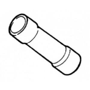 spojka kruhová izol. modrá - 1,5 - 2,5