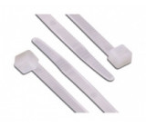 vázací páska bílá - 3,5 x 140