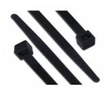 vázací páska černá - 7,5 x 200