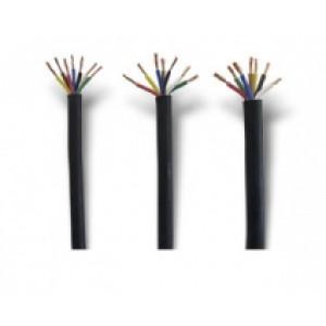 kabel černý - 7 x 0,75 mm2