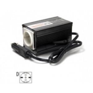 Měnič napětí 12V/230V - 150W