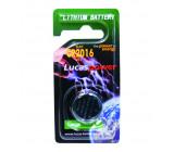 baterie lithiová CR2016 (1ks)