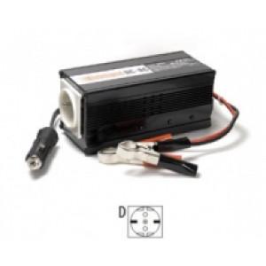Měnič napětí 24V/230V - 300W (+USB port)