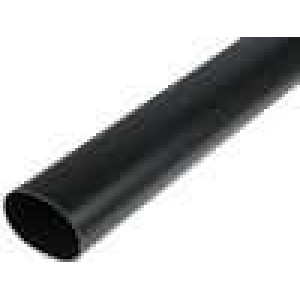 Teplem smrštitelná trubička s lepidlem 6:1 50,8mm L:1000mm