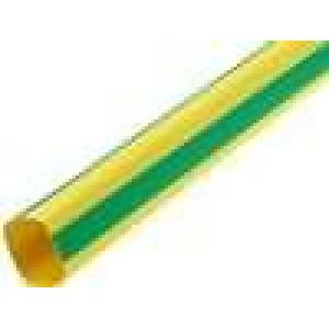 Teplem smrštitelná trubička 3:1 12mm L:1m