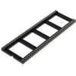 Patice DIP 64 PIN 22,86mm zlacený polyester UL94V-0 1A THT