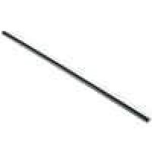 Patice SIL 64 PIN zlacený polyester UL94V-0 dvýv:0,5mm THT
