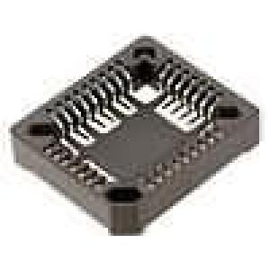 Patice PLCC 32 PIN fosforový bronz pocínovaný 1A SMT