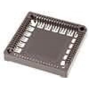Patice PLCC 68 PIN fosforový bronz pocínovaný 1A SMT
