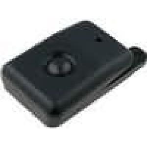 Kryt pro dálkový ovladač X:36mm Y:50mm Z:15mm ABS černá