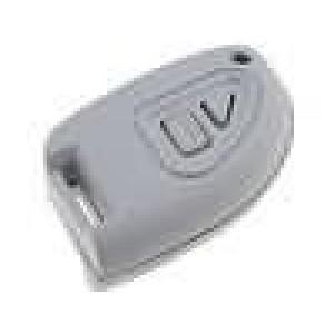 Kryt pro dálkový ovladač X:37mm Y:70mm Z:15mm ABS šedá