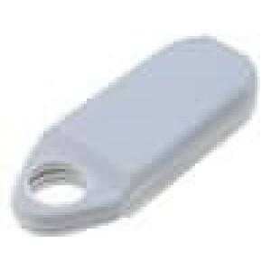 Kryt speciální X:16mm Y:40mm Z:8mm ABS šedá