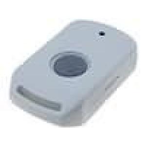 Kryt pro dálkový ovladač X:33mm Y:56mm Z:14mm ABS šedá