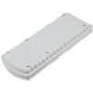 Kryt pro dálkový ovladač X:62mm Y:160mm Z:25mm ABS šedá