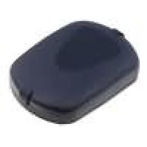 Kryt pro dálkový ovladač X:68mm Y:95mm Z:20,5mm ABS černá