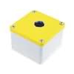 Kryt pro dálkový ovladač X:90,5mm Y:61mm Z:90,5mm IP65