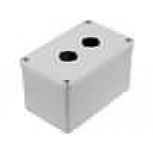Kryt pro dálkový ovladač X:78,5mm Y:75mm Z:125,5mm IP65