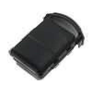 Kryt pro dálkový ovladač plast černá Opel Corsa MINITOOLS