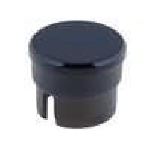 Víčko polyamid černá 10mm -20-70°C pro G10