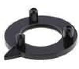 Ukazatel polyamid černá 15mm -20-70°C pro G15