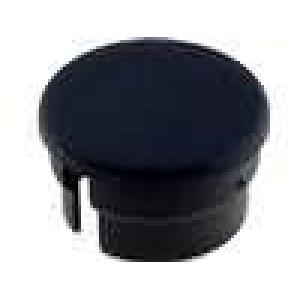 Víčko polyamid černá 15mm pro G15