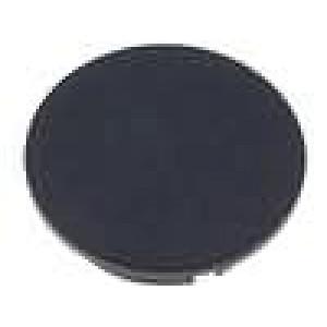 Víčko plast černá zatlačované pro G4312.6131