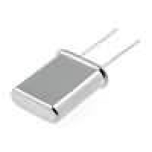Rezonátor krystalový 12MHz ±30ppm 16pF-30pF THT HC49/U