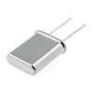 Rezonátor krystalový 6,5536MHz ±30ppm 16pF-30pF THT HC49/U