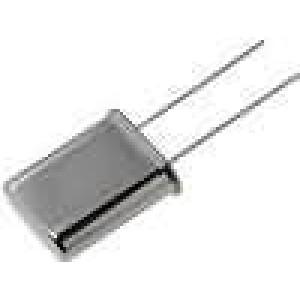Rezonátor krystalový 8MHz ±20ppm 30pF THT HC49